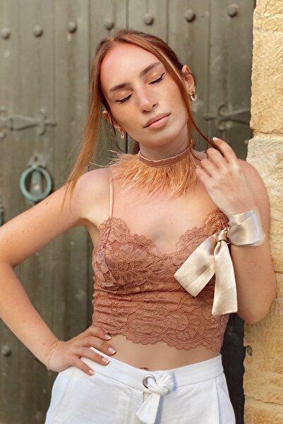 Gift and Story Shans Nude Saten El Aksesuarı