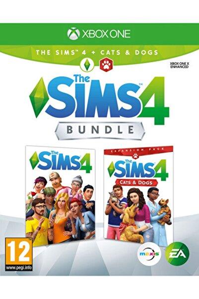EA The Sims 4 Ana Paket + Cats&dogs Bu, Xb1