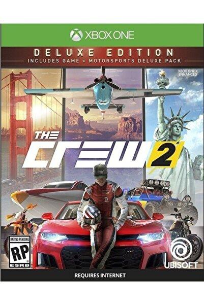 Ubisoft Xbox One The Crew 2 Deluxe Edt, Xb1