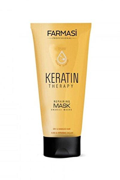 Onarıcı Saç Maskesi  Professional Keratin Therapy 200 ml 8690131107901