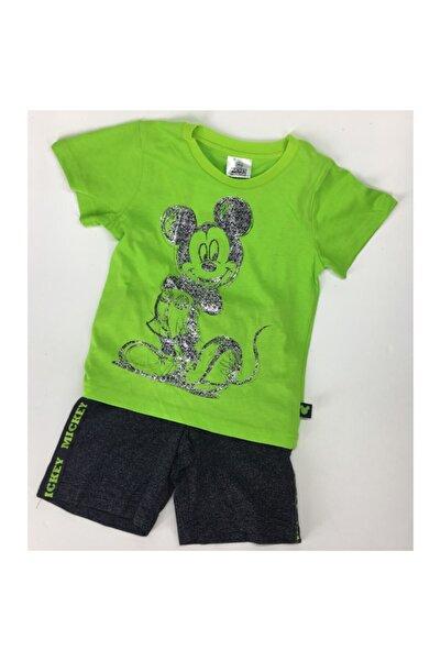 Mickey Mouse Disney Mickey Mouse Şortlu Takım 14027
