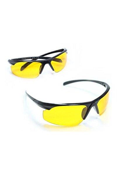Çokuygunuz Çok Kullanışlı Anti Far Gece Görüş Gözlüğü Yeni Model