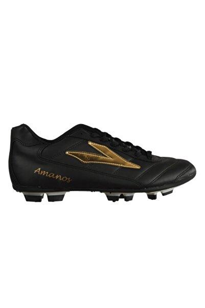 LIG Erkek Siyah Halı Saha Ayakkabı & Krampon 19SEZAYLİG00001