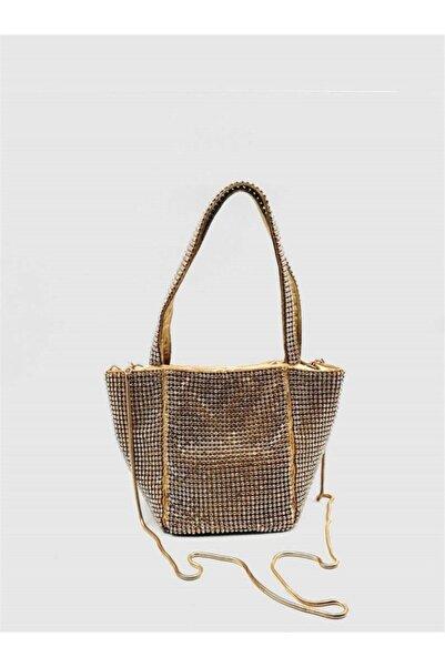 DSN Kadın Gold Çanta