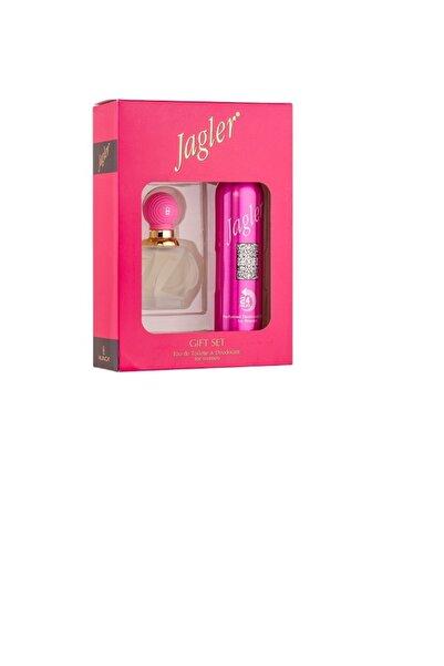 Jagler Classıc Edt 60 ml Kadın Parfümü + 150 ml Kadın Deodorant 1090973028693