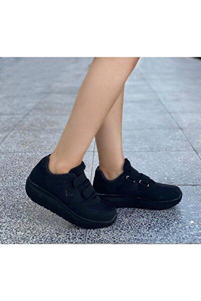 Almera Kadın Siyah Sneaker