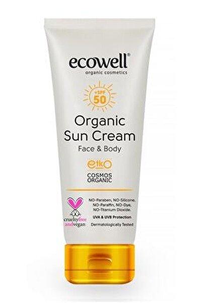 Organik Güneş Kremi 50 Spf