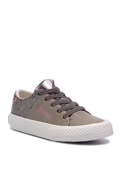 Guess Kız Çocuk Gri Ayakkabı 19SSGFI5LAR