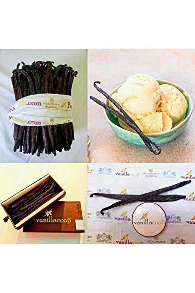 Vanillacoop Çubuk Vanilya 5 Li Vanilla Coop Gourmet (yumuşak ) 15-16 Cm