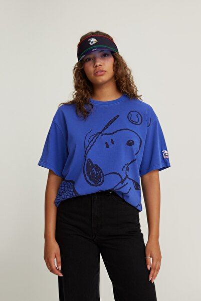 Levi's GRAPHIC RLXED OVERSZE SNOOPY OVERSIZE T