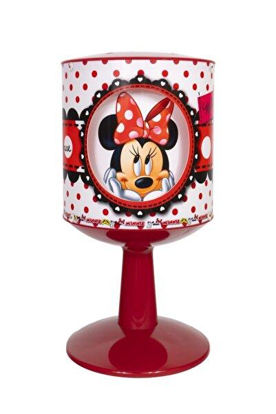 DISNEY Minnie Mouse Dekoratif Masa Lambası İkili Abajur