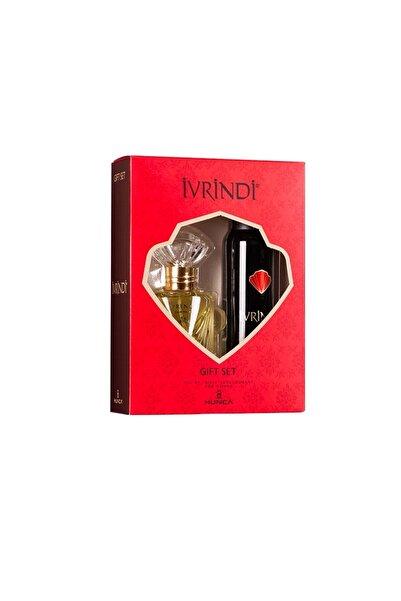 Ivrindi Edt 55 ml Kadın Parfümü + Deodorant 150 ml