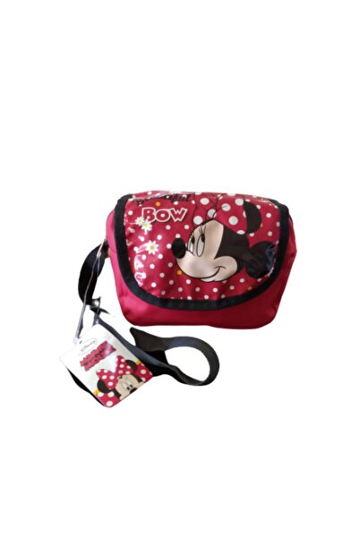DISNEY Kız Çocuk Minnie Mouse Omuz Çantası
