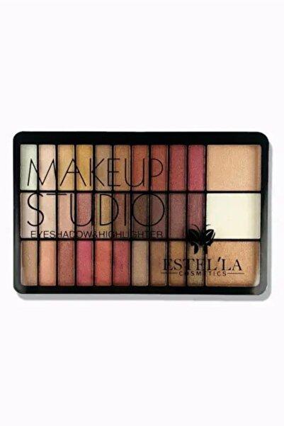 Estella Makeup Studio Eyeshadow & Highlighter