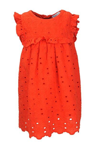 Zeyland Kız Çocuk Kırmızı Elbise