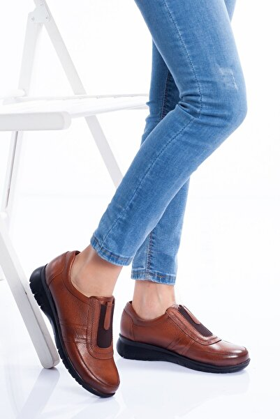 derithy -casual Ayakkabı-taba