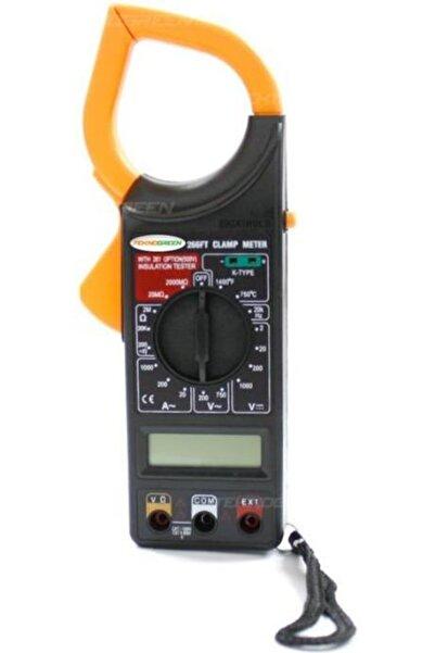 TEKNOGREEN Dijital Pens Ampermetre Dt-266ft