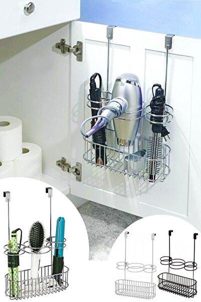 Helen's Home 3 Gözlü Metal Saç Kurutma Makinesi Düzenleyici