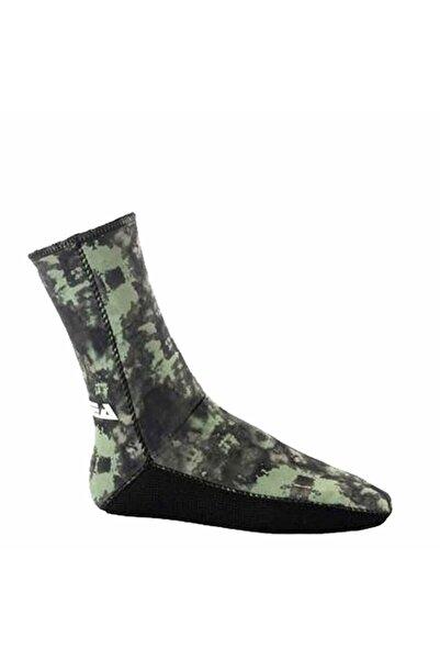 Apnea Çorap Kamuflaj 3mm S