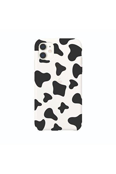 Milky Case Iphone 11 Inek Baskılı Telefon Kılıfı