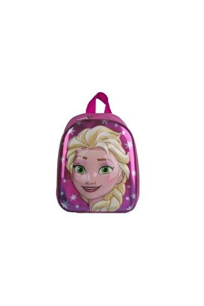 Ewason Frozen Elsa Kreş Anaokulu Ve Günlük Kullanım Sırt  Çantası