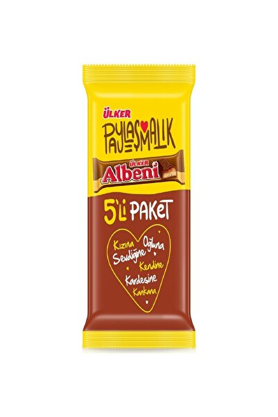 Ülker Albeni 5'li Paket Çikolata