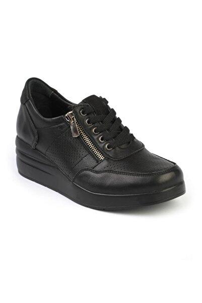Libero Kadın Siyah  Spor Ayakkabı Fms218