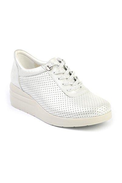 Libero Kadın Beyaz Casual Ayakkabı Fms217