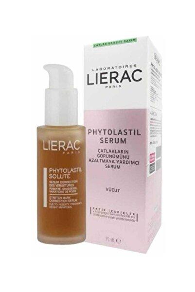 Çatlakların Görünümünü Azaltmaya Yardımcı Serum - Phytolastil Solute 75 Ml 3508240004804