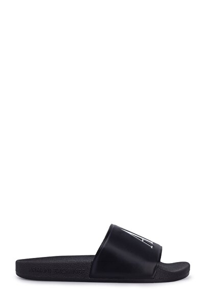 Armani Exchange Kadın Siyah Terlik Xdp011 Xv303 00002