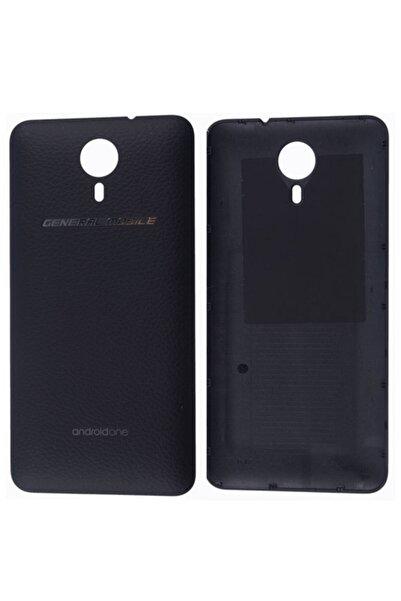General Mobile Siyah Discovery 4g Gm5 Arka Pil Batarya Kapak