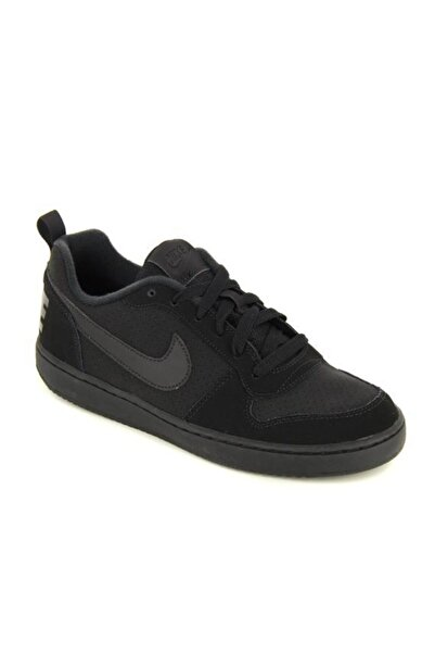 Nike Court Borough Low Siyah Unisex Spor Ayakkabı