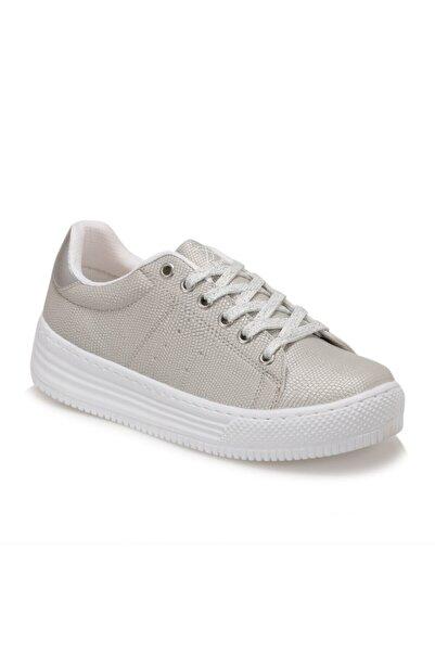 Kinetix Kadın Gri Ayakkabı