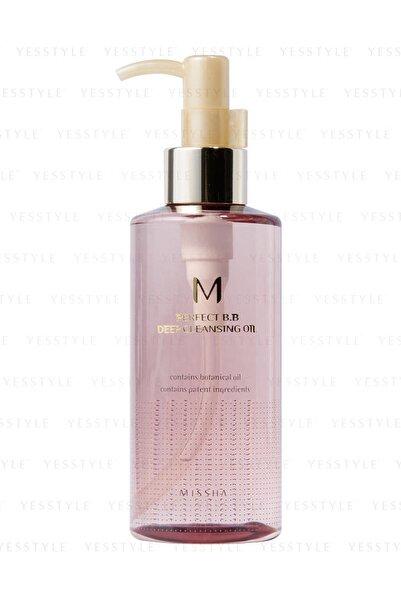Missha Mıssha Bb Krem Ve Makyaj Temizleme Yağı M Perfect Bb Deep Cleansing Oil 200ml 8806333372317