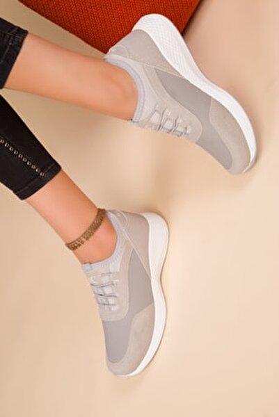 Buz Kadın Sneaker 15226