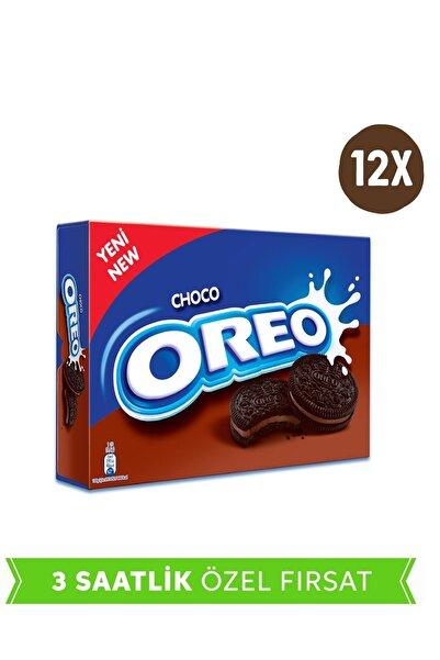 Oreo Çikolatalı 228 g 12'li Paket