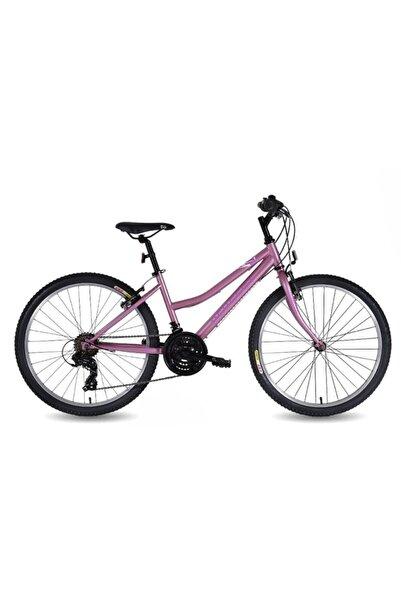 Peugeot Kadın Pembe 24 Jant Şehir Bisikleti Jm 24-4