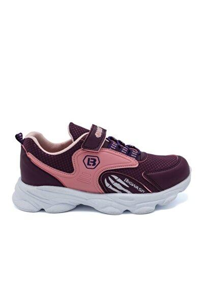 Arvento Unisex Çocuk Mor Yürüyüş Ayakkabısı
