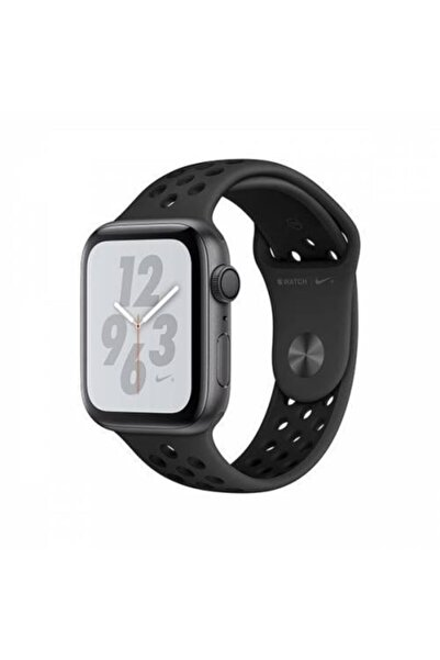 Apple Watch Seri 4 Nike+ 44mm Gps Uzay Gri Rengi Sport Band