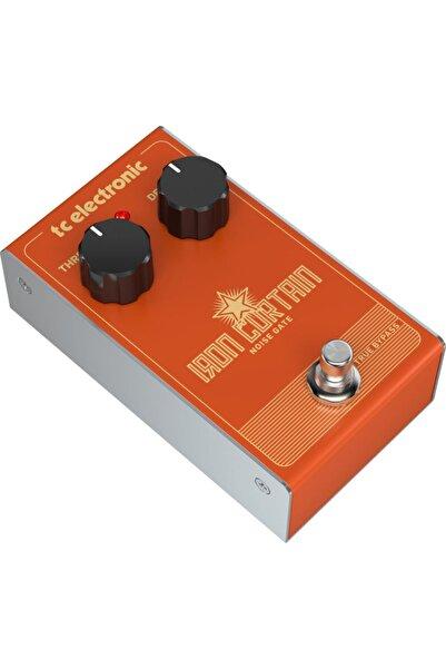 TC Electronic Tc Elektronik Demır Perdesı Elektro Gitar Için Gürültü Kapısı Pedalı
