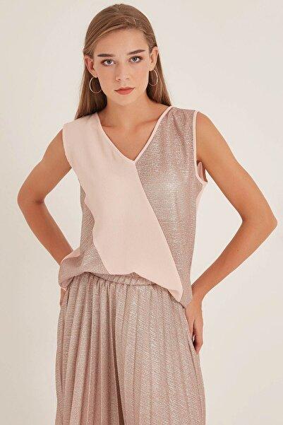 HomeStore Kadın Somon Bluz 20230007199