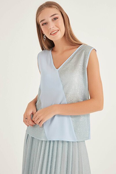 HomeStore Kadın A.Mavı Bluz 20230007199