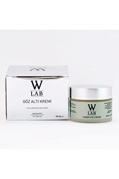 W-lab  Under Eye Cream 45 ml Göz Altı Kremi