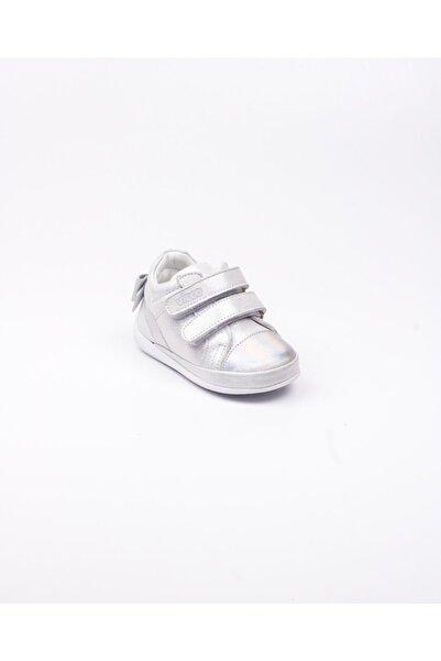 Vicco 918. E20k.002 Gümüş Deri Ilkadım Ayakkabısı(19-21) Gümüş-21