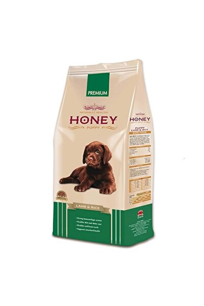 Honey Premium Kuzu Etli Pirinçli Yavru Köpek 15 Kg