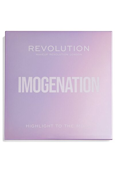 MAKEUP REVOLUTION Revolution Far Paleti - X Imogenation Highlight To The Moon
