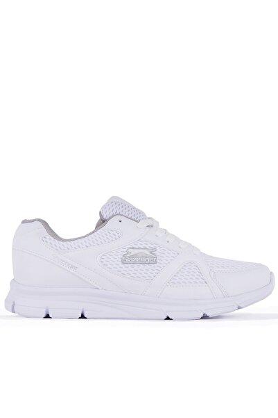 Slazenger Unisex Beyaz Günlük Spor Ayakkabı