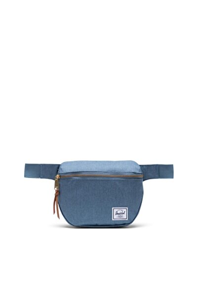 Herschel Supply Co. Herschel Bel Çantası Fifteen Blue Mirage Crosshatch