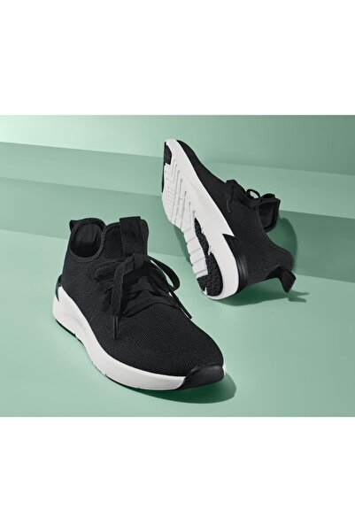 Tchibo Unisex Siyah Spor Ayakkabı