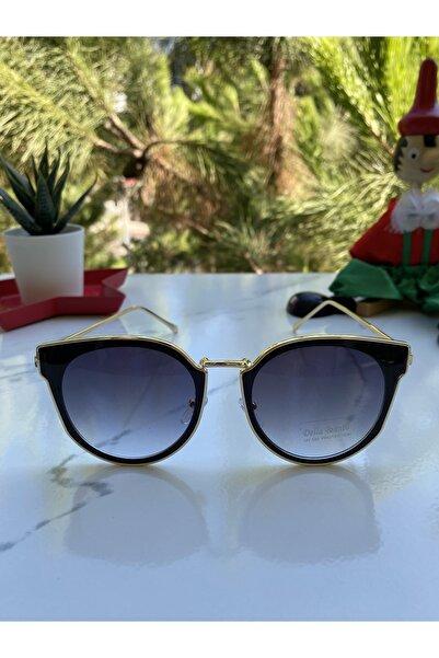 Della Pianto Siyah Camlı Kadın Güneş Gözlüğü